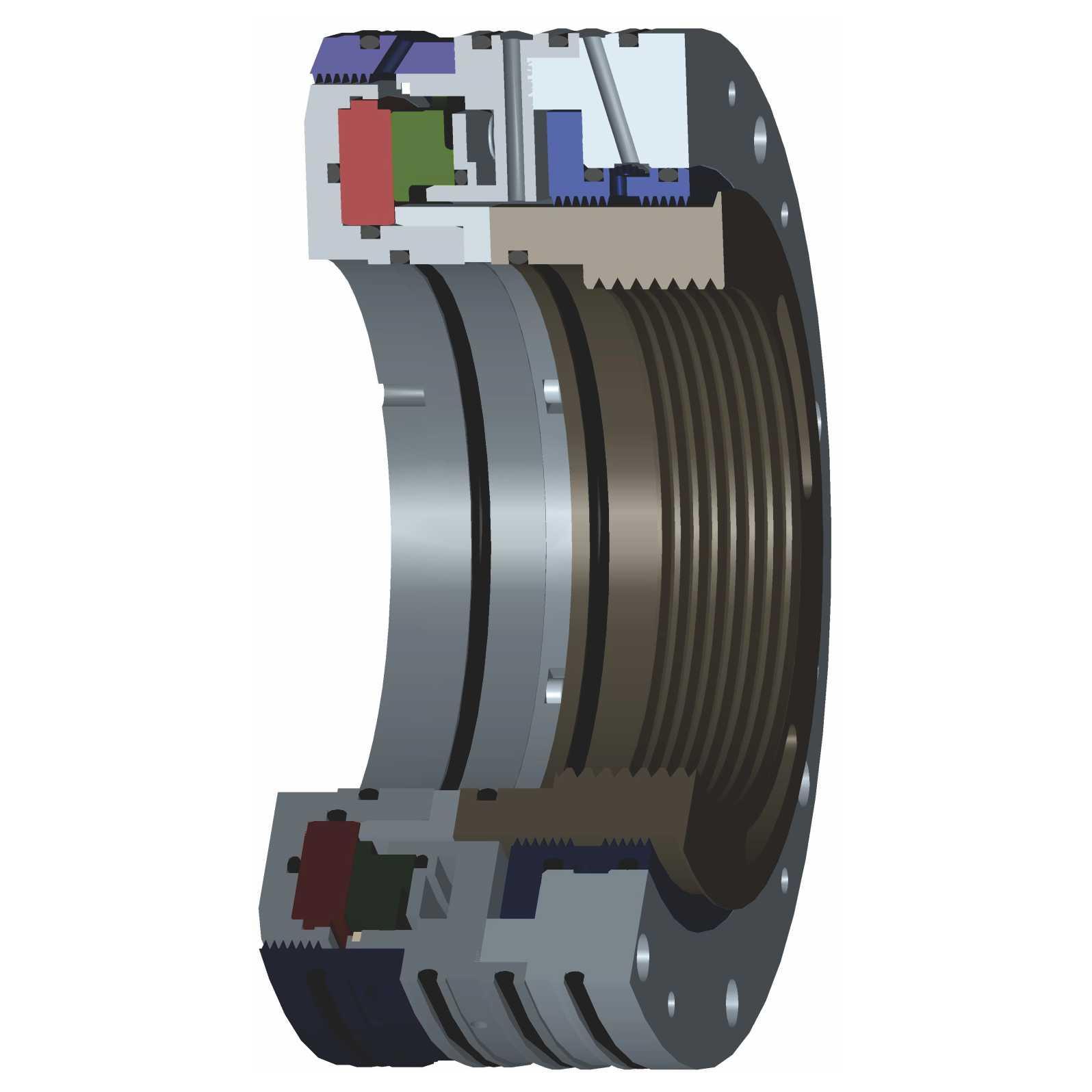 DG801离心压缩机单端干气密封