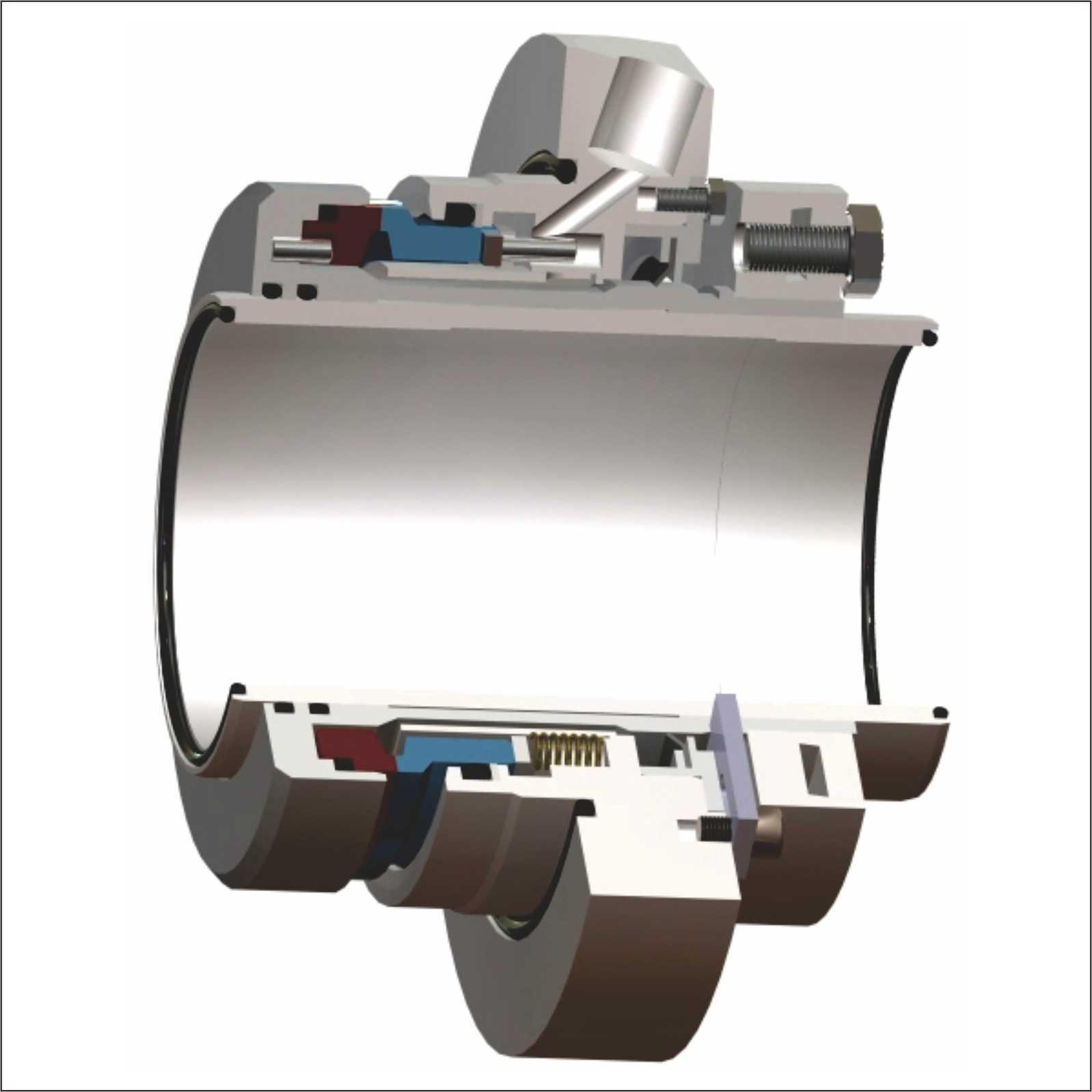 APM101单端面机械密封